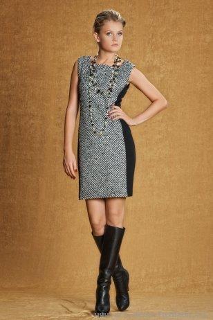 Модели платьев, сарафанов на осень